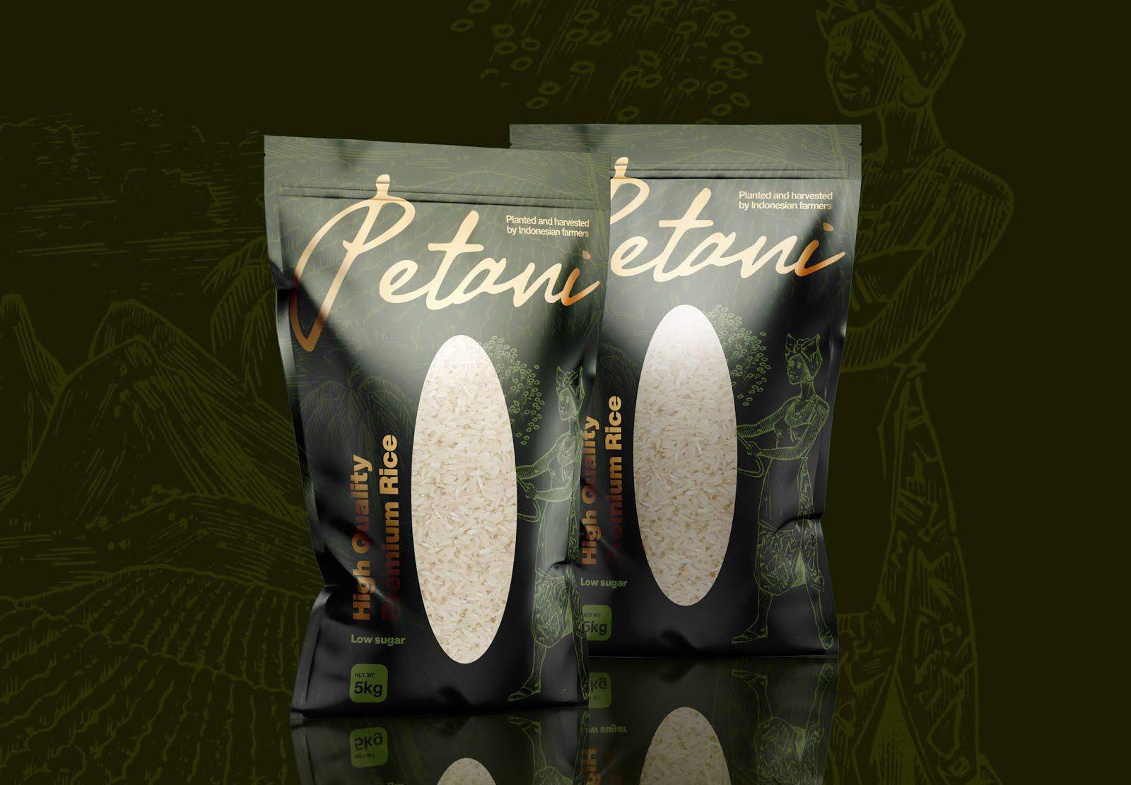 Petani (riz) I Design : Widarto Impact, Asie (décembre 2019)