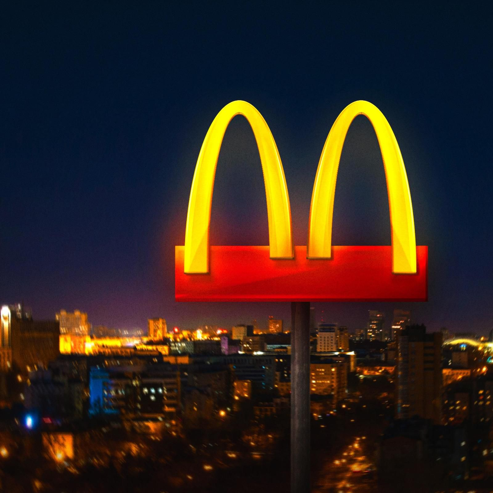 "McDonald's : ""Separated for a moment so that we can always be together"" I Agence : DPZ&T, Brésil (mars 2020)"