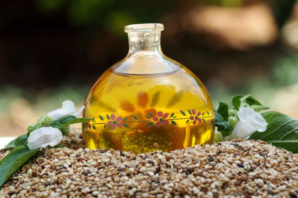 Sésame : de la graine à l'huile (avec la presse Piteba)