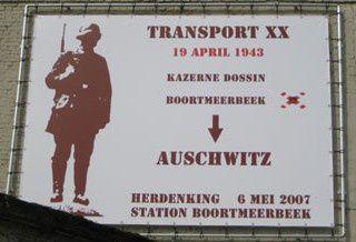Le projet « Transport XX » à Malines (avril - juin 2007)