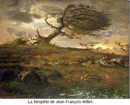 Tempête, nouveau thème de haïkus - Lenaïg