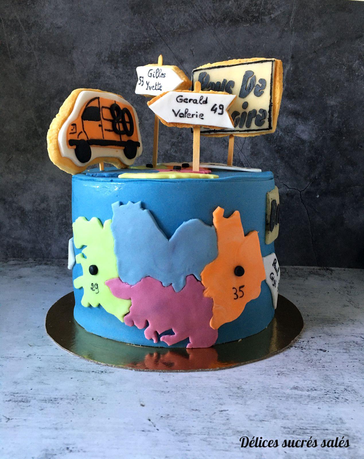 Gâteau régional