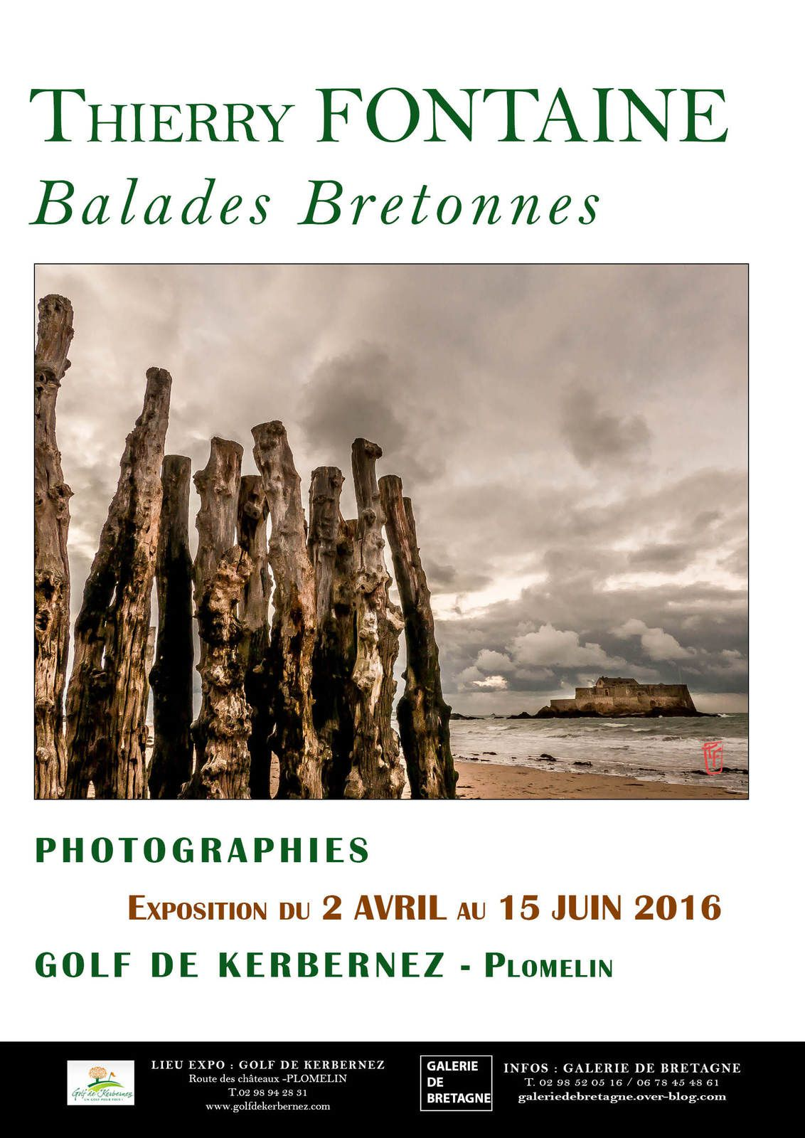 Exposition Thierry Fontaine