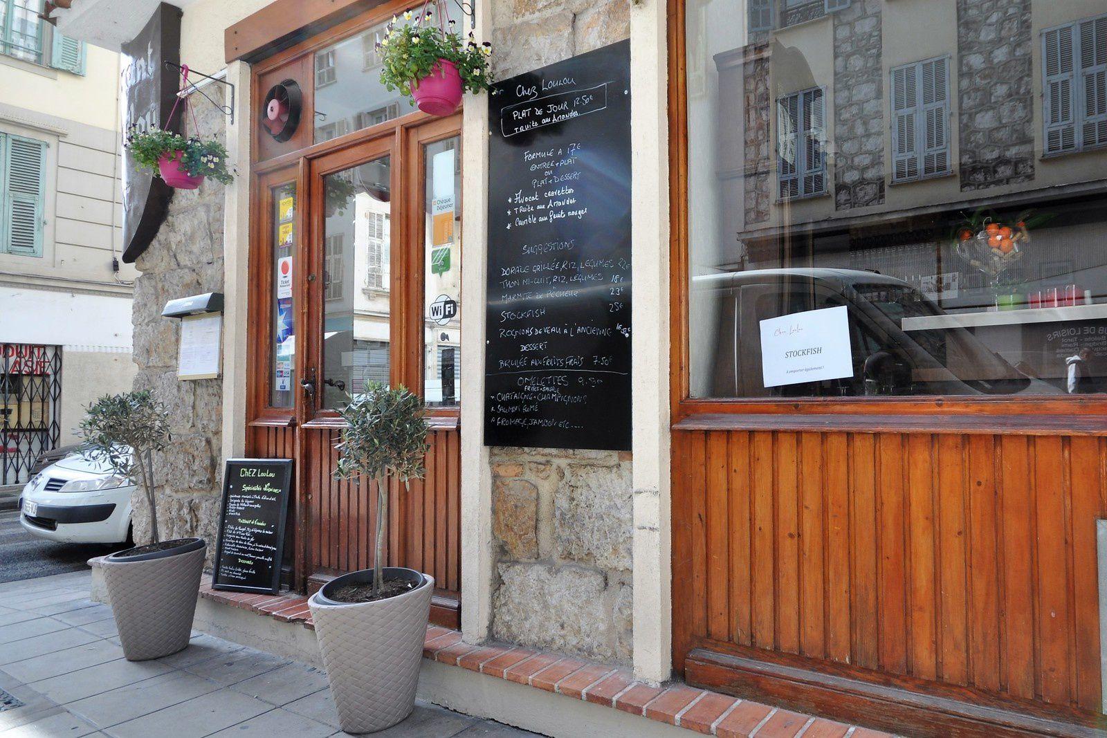 Bienvenue au restaurant Chez Loulou