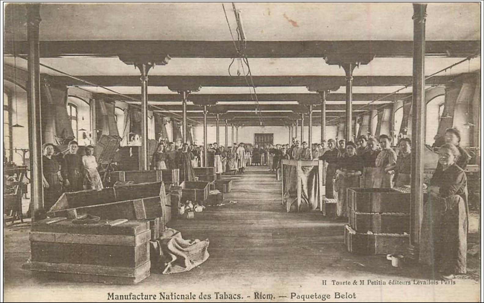 Manufacture de tabac de Riom