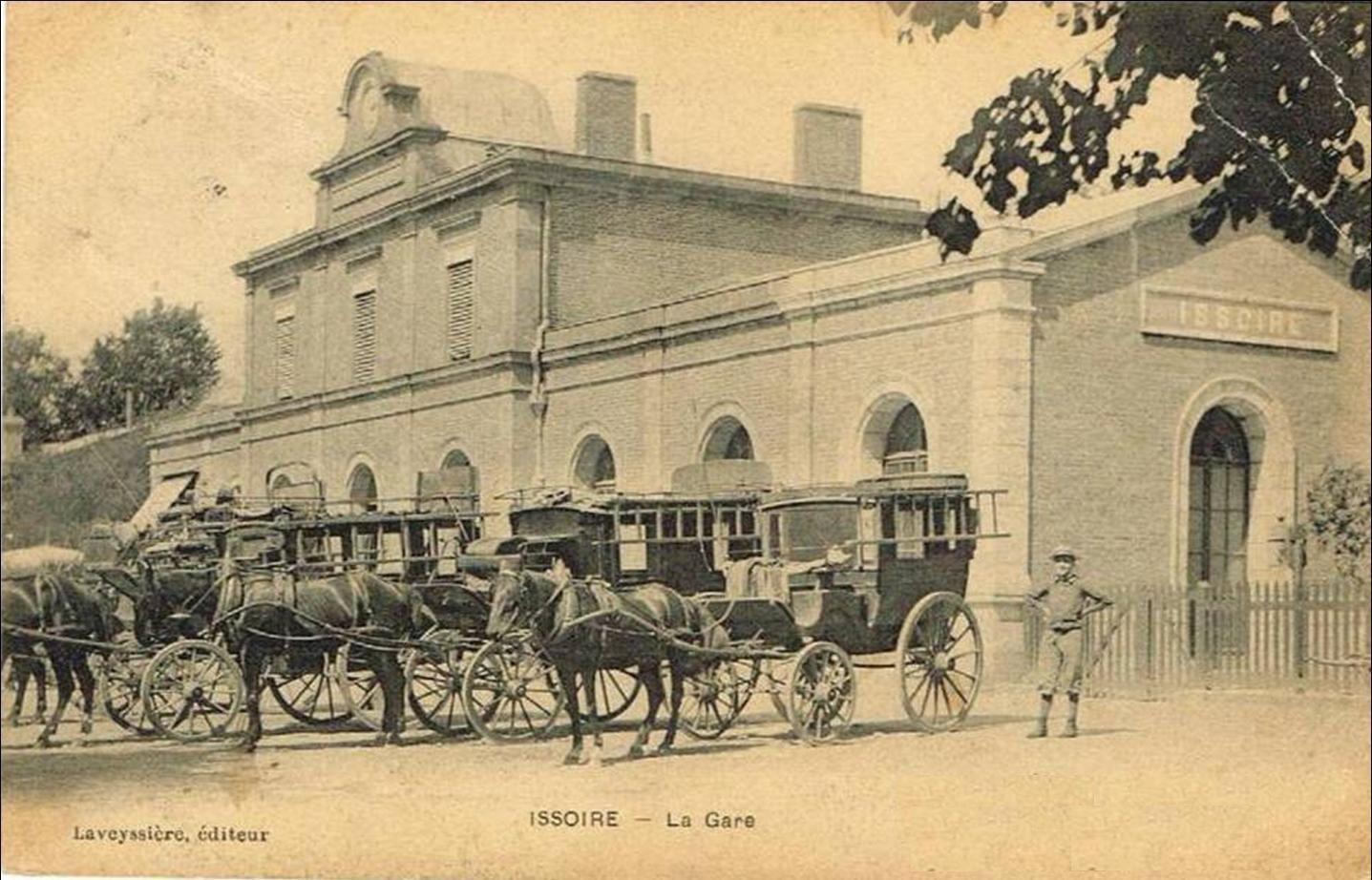 Il était une fois l'Auvergne:Issoire