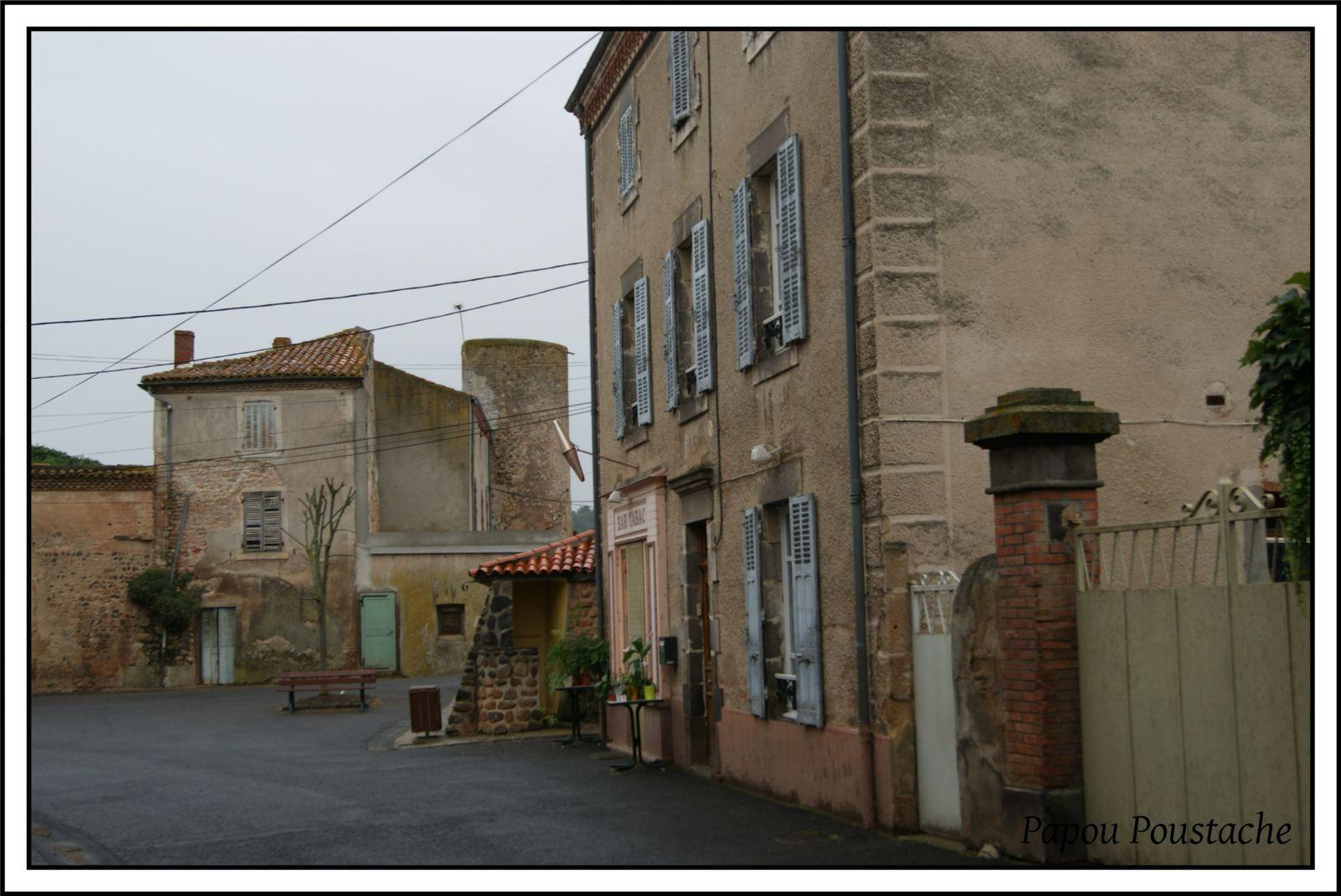 Les villages du Puy de Dome: Madriat