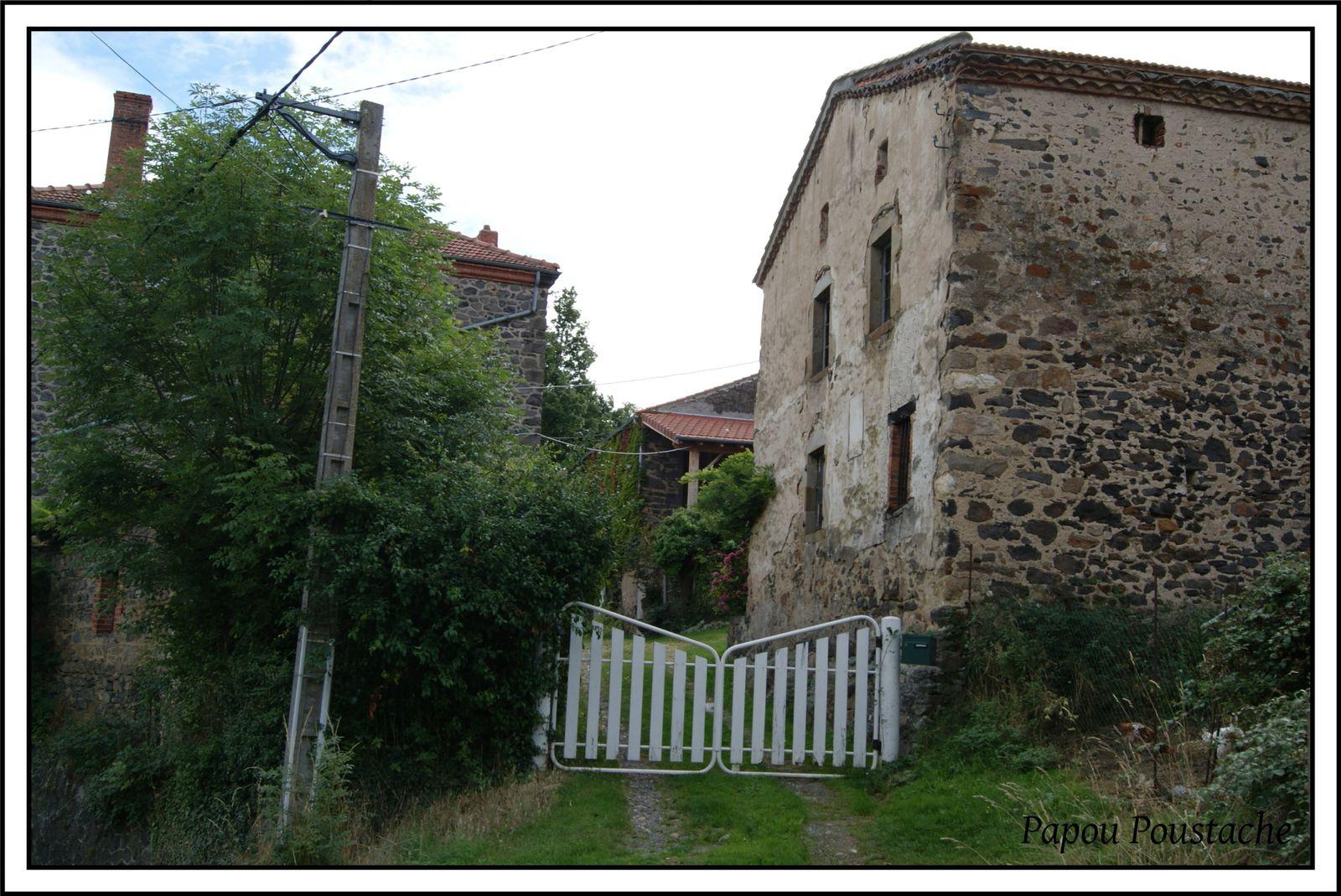Les villages de Haute-Loire: Talairat