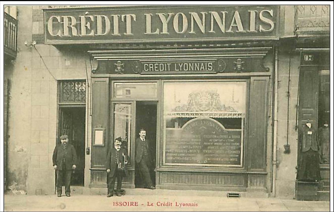 Cartes postales anciennes d'Issoire