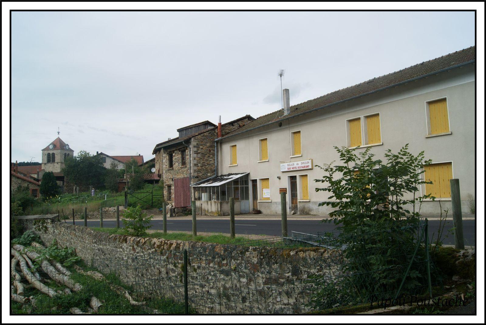 Les rues du village