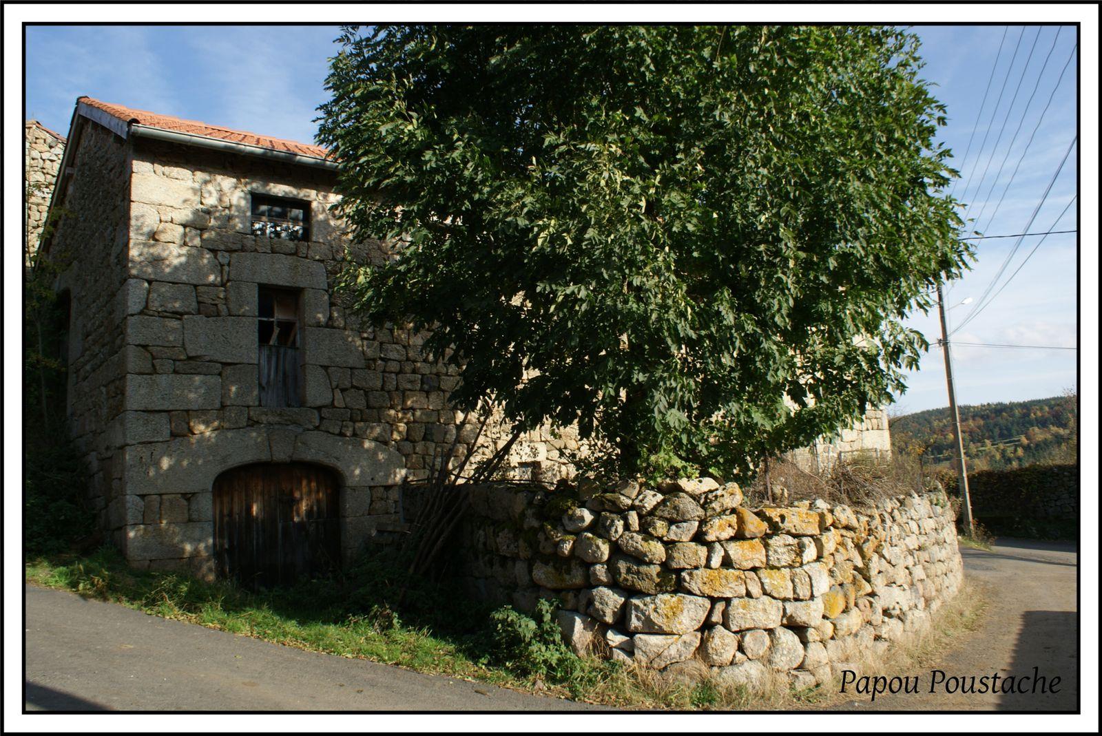 Les villages de Haute-Loire: Vazeilles près Saugues