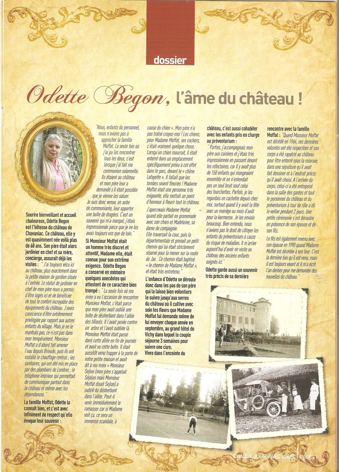 La Haute-Loire en Amérique
