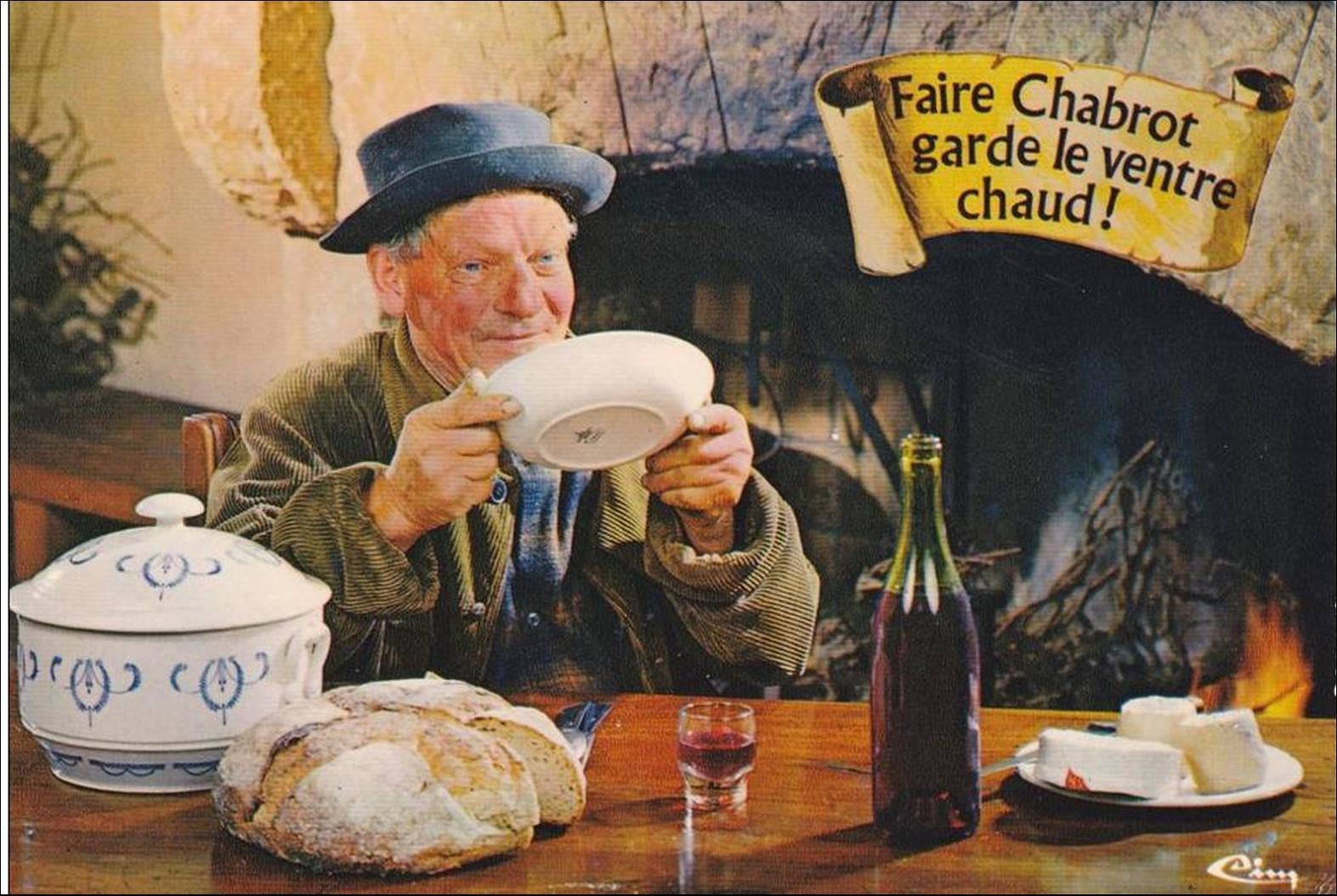 Faire Chabrot