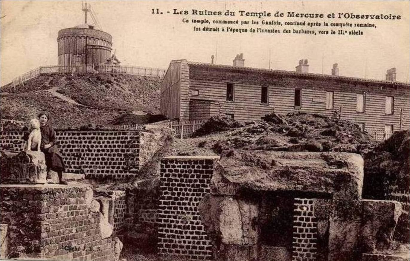 Le Temple de Mercure