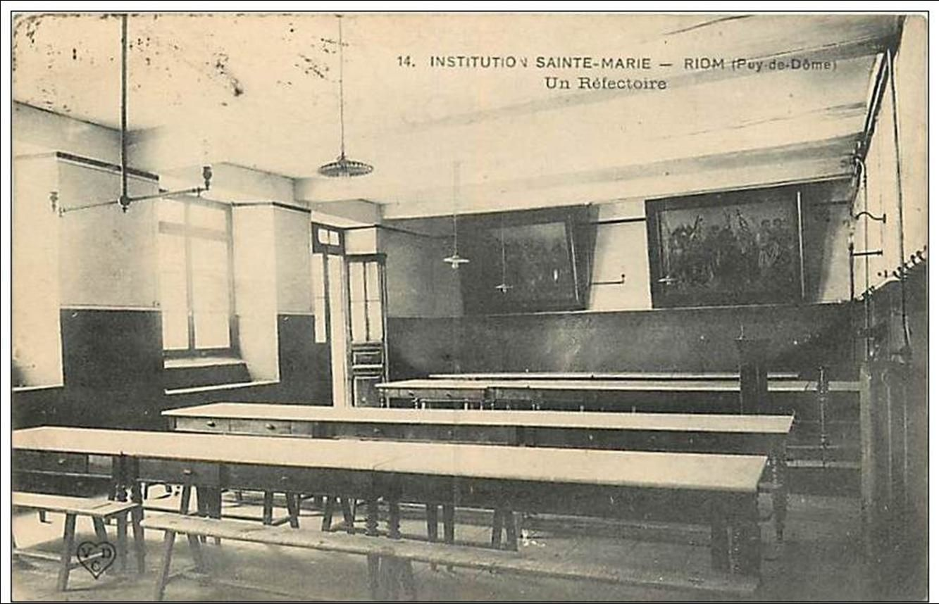 Institution Sainte Marie à Riom