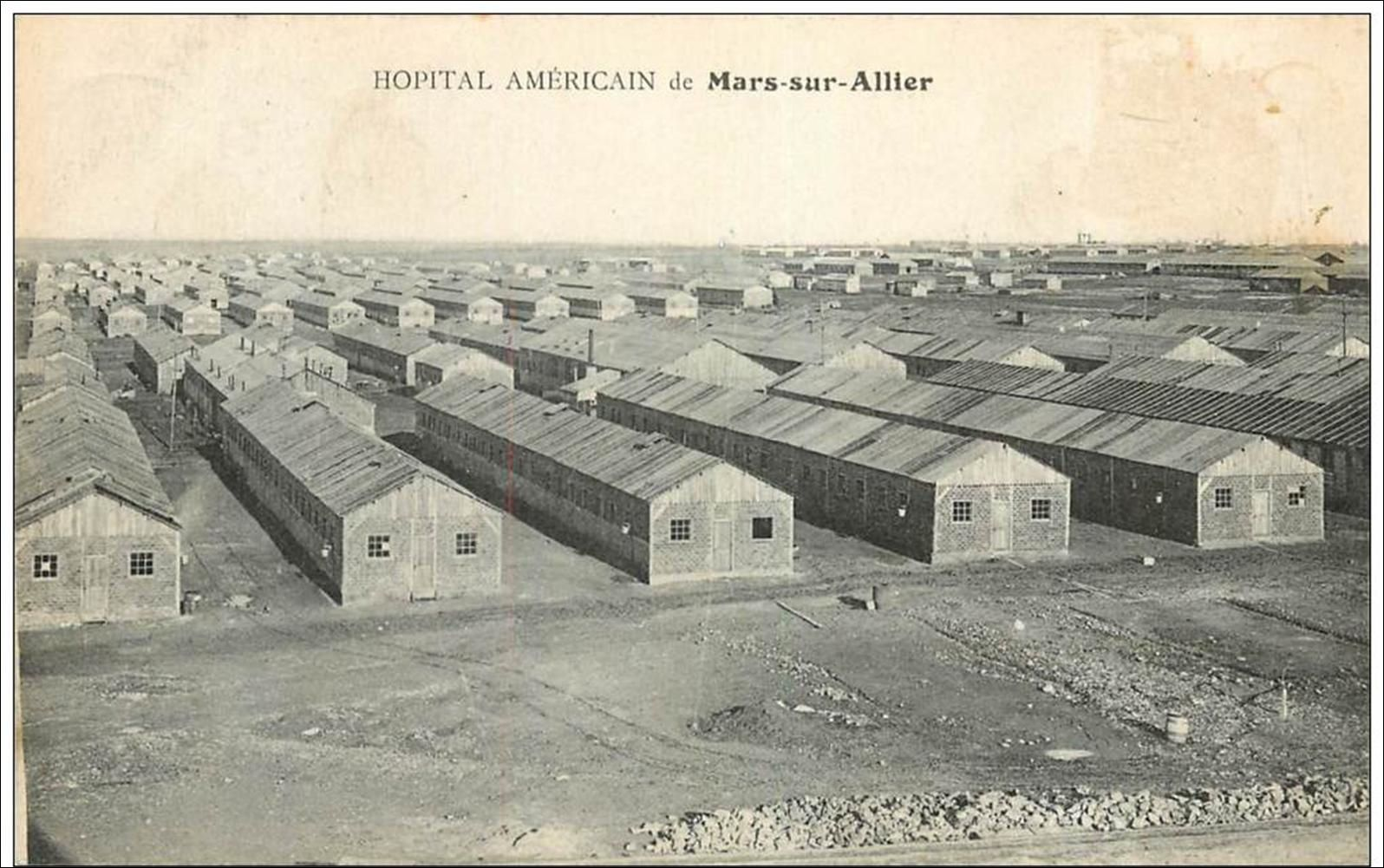 Hopital américains