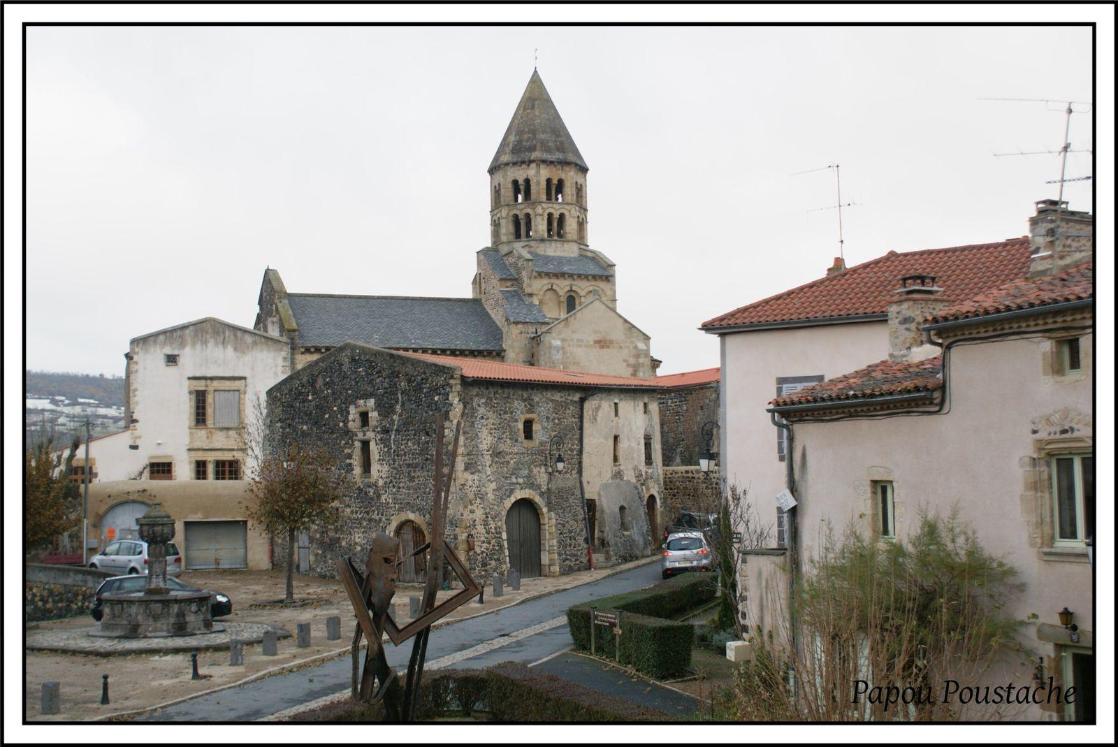 Les rues de Saint Saturnin