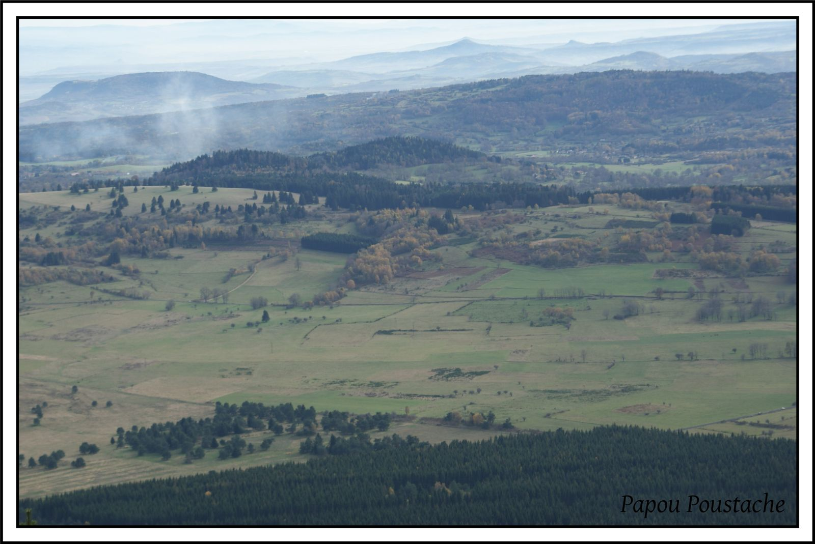 Welcome to Auvergne:Le puy de Dome en version anglaise