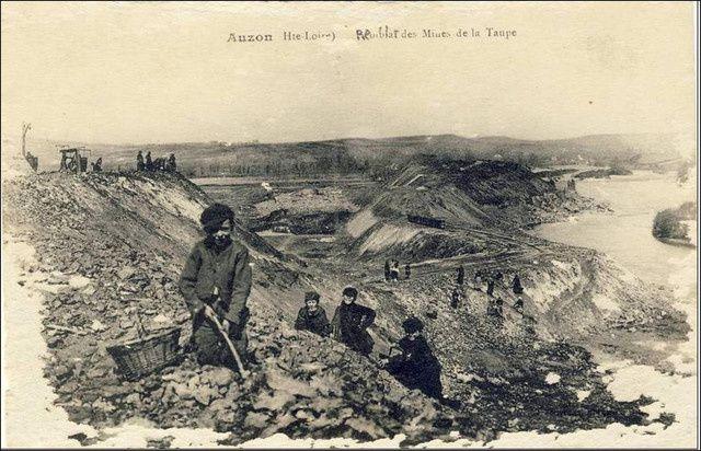 Mineurs à la Taupe
