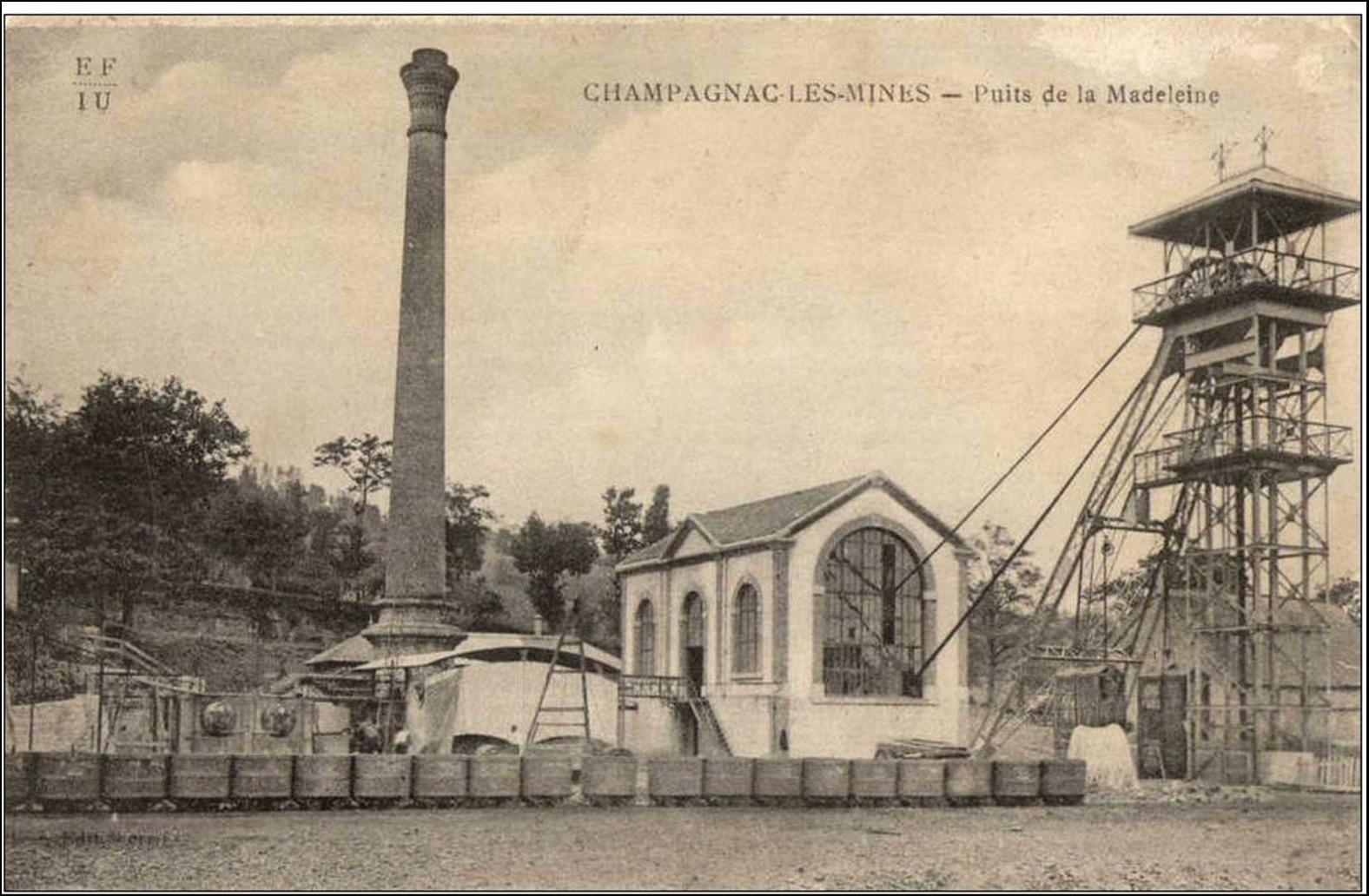 4 Décembre  -Sainte Barbe-  Fête des Mineurs