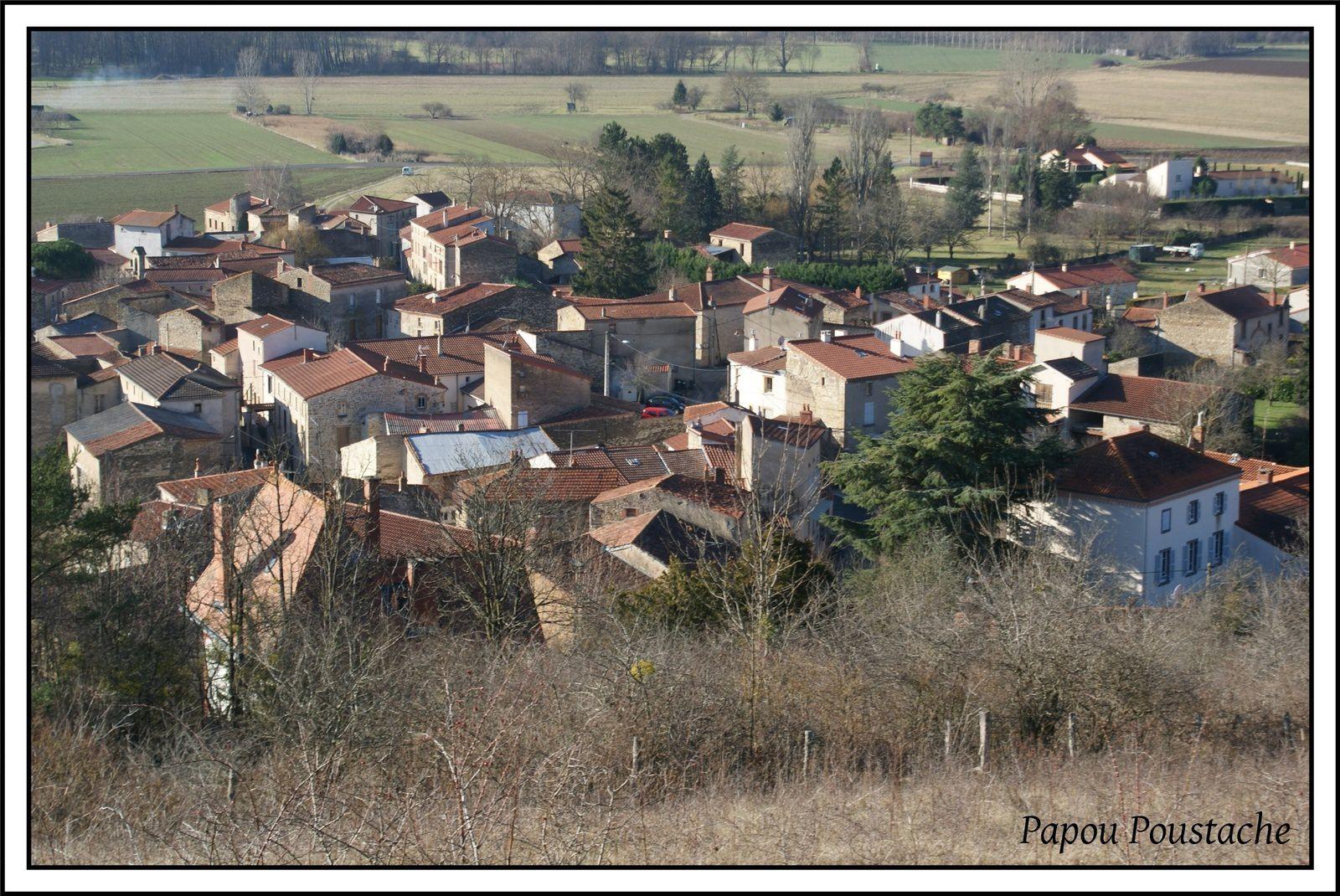 Les villages du puy de dôme:Orsonnette