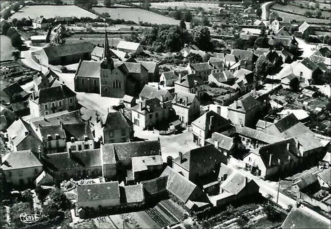 Les villages de l'Allier: Cressanges