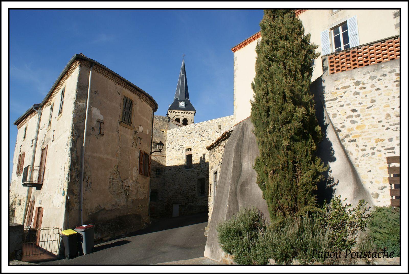 Les villages du Puy de Dome:Chadeleuf