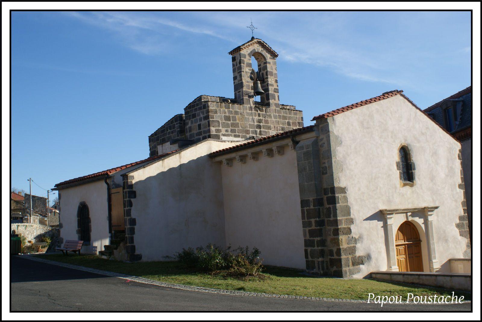 Patrimoine Auvergnat:   Eglise de Pardines