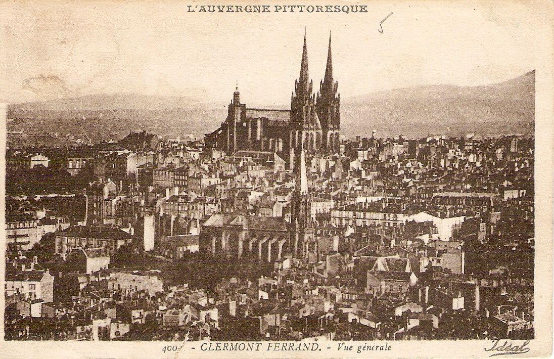 Il était une fois l'Auvergne:Clermont-Ferrand