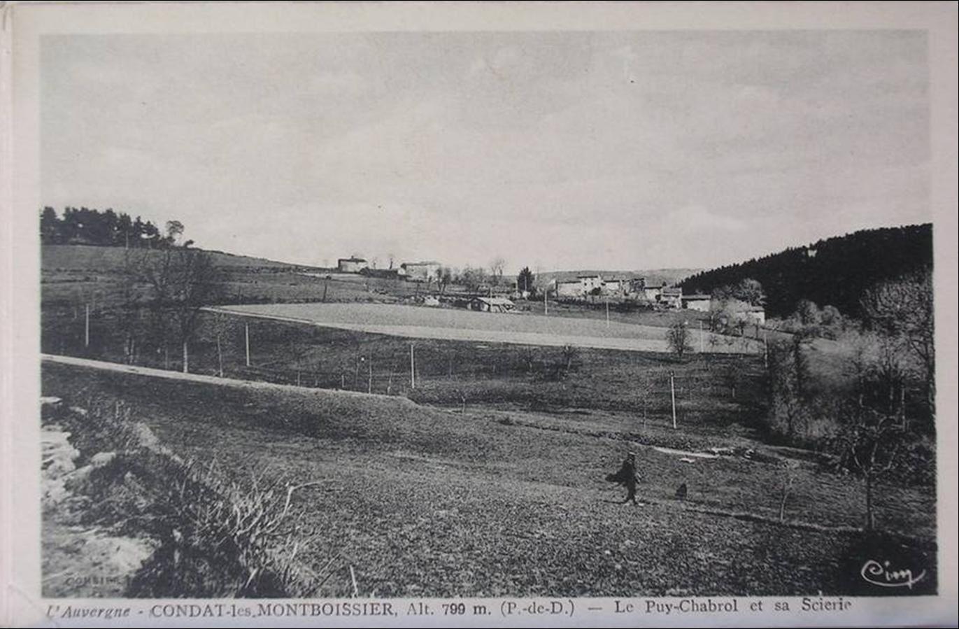 Les villages du Puy de Dome: Condat-lès-Montboissier