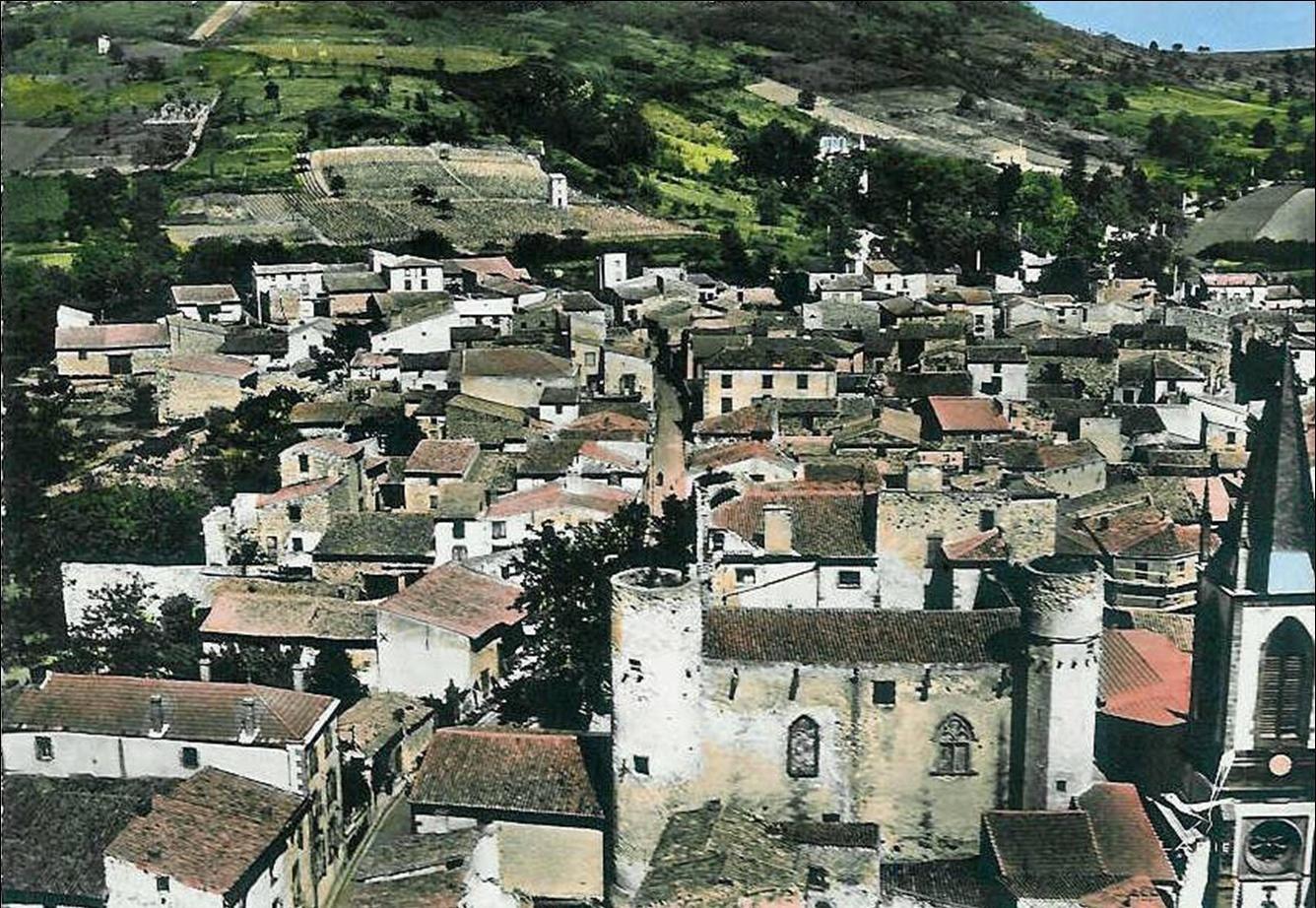 Cartes postales anciennes du Puy de Dome: Mezel