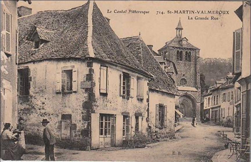 Il était une fois Saint Martin Valmeroux