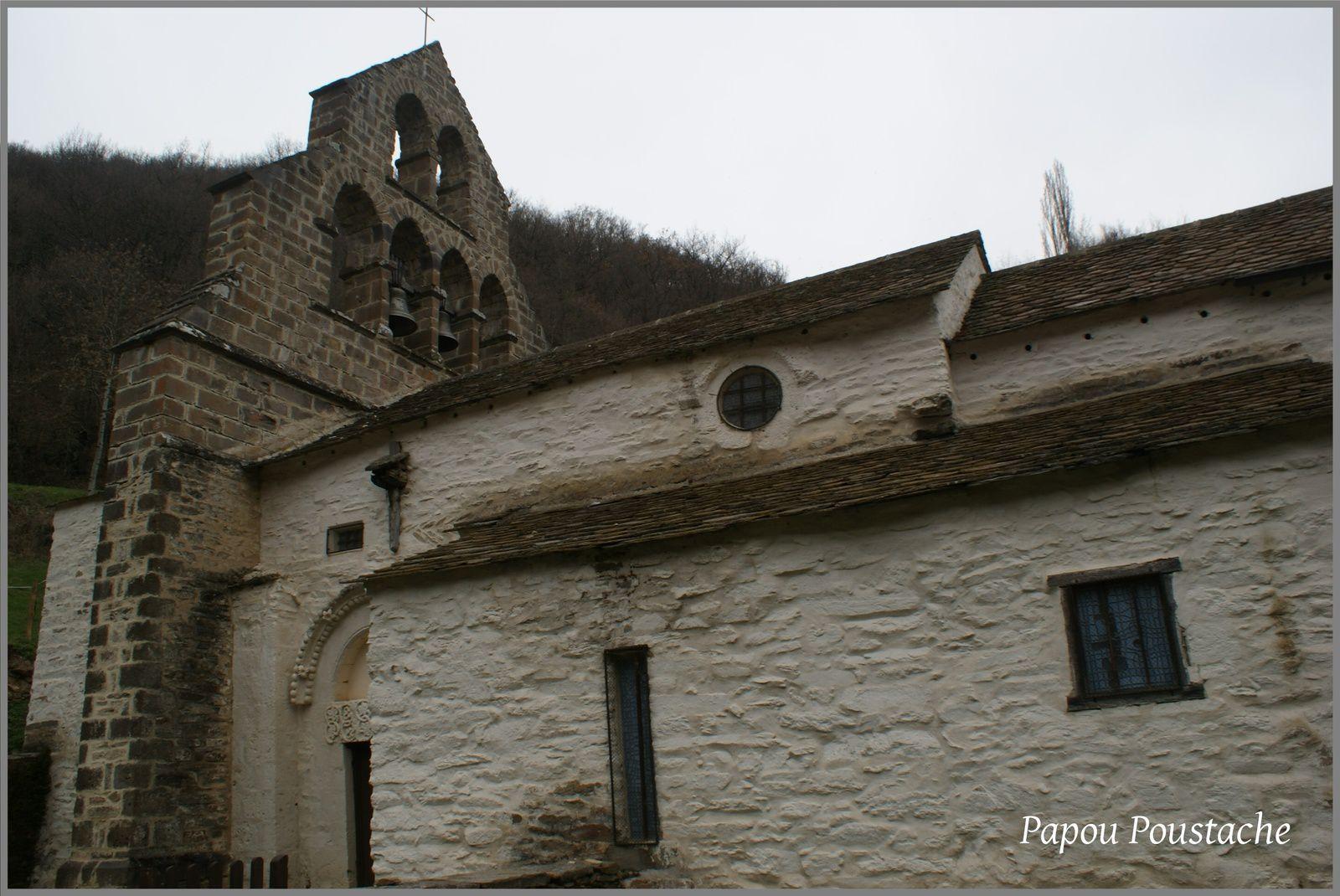 Patrimoine auvergnat:Eglise de Leyvaux