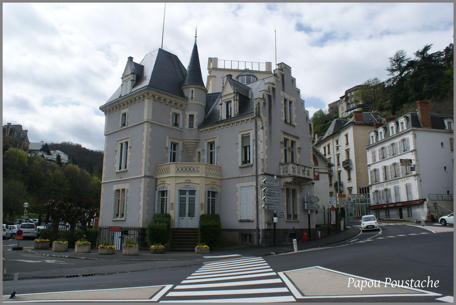 Les villes du Puy de Dôme: Royat