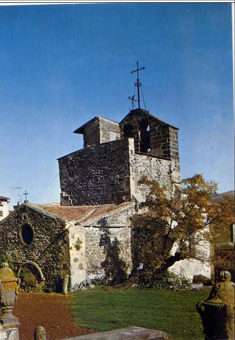 Patrimoine Auvergnat:Eglise d'Opme
