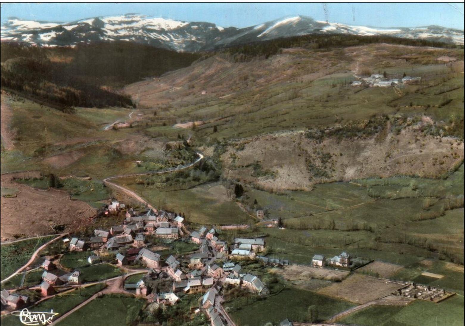 Bredons et Albepierre dans le Cantal en Cartes postales anciennes