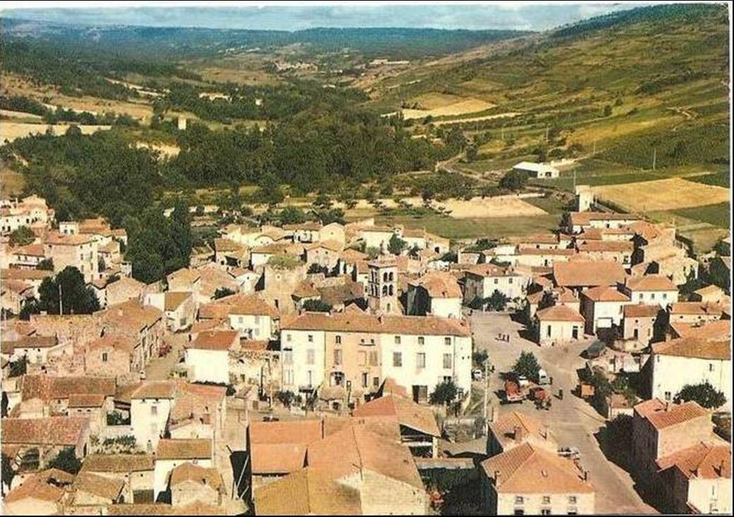 Les villages du Puy de Dôme:Boudes