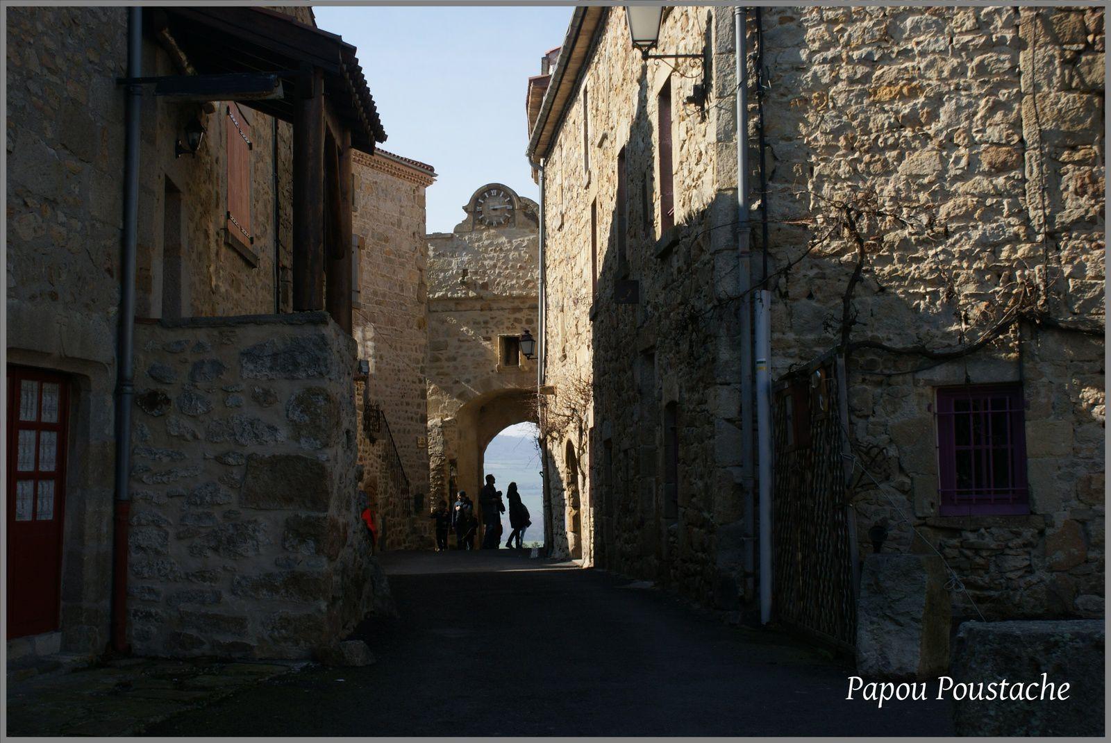 Maisons vigneronnes à Montpeyroux