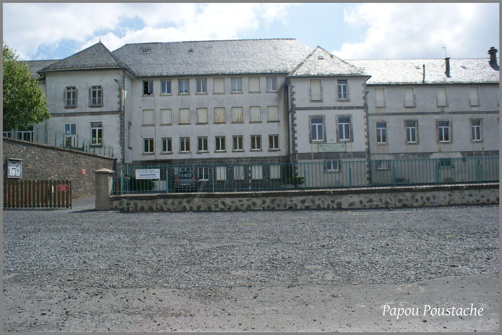 Les villages du Cantal: Allanche