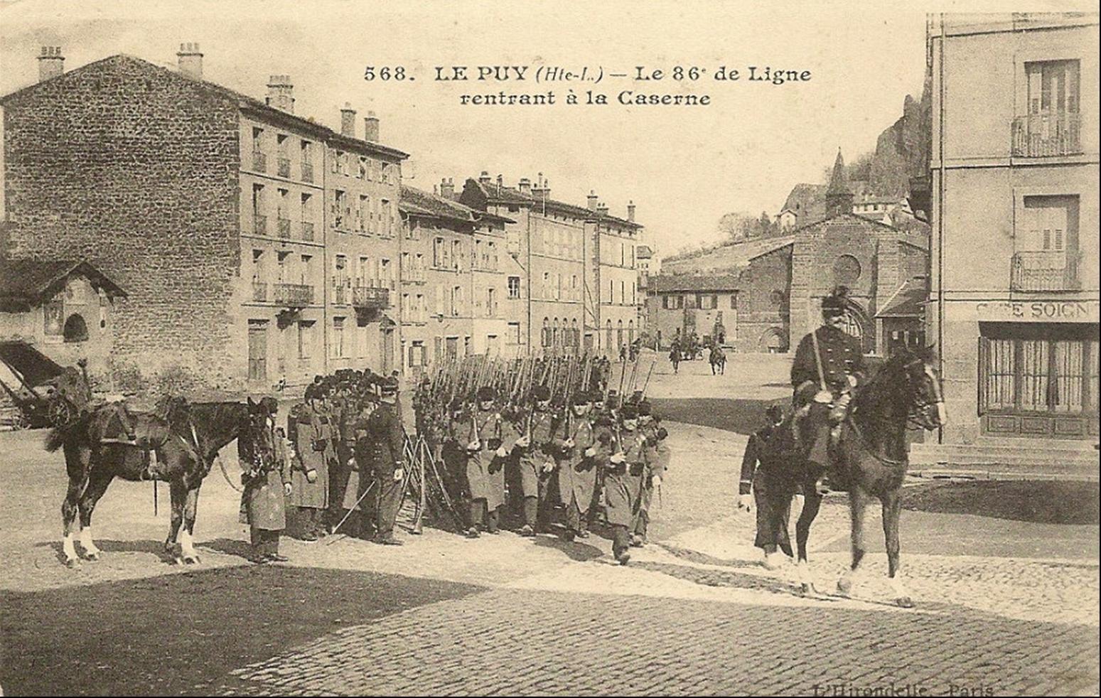 Le Puy en Velay d'hier et d'avant hier