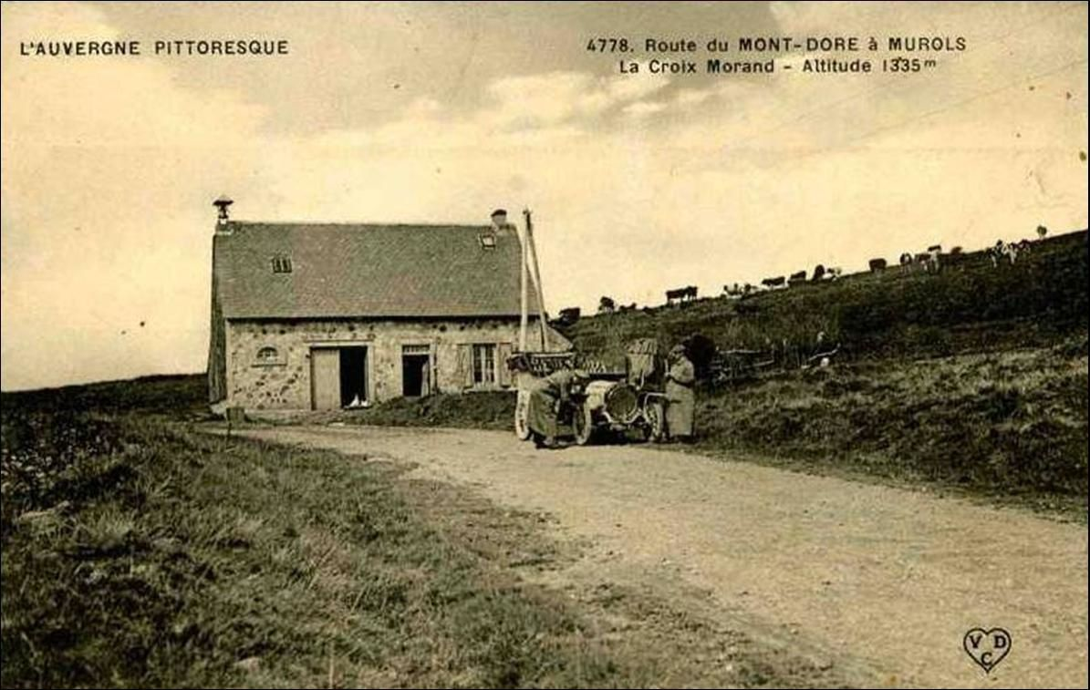 Auvergne:La Croix Morand