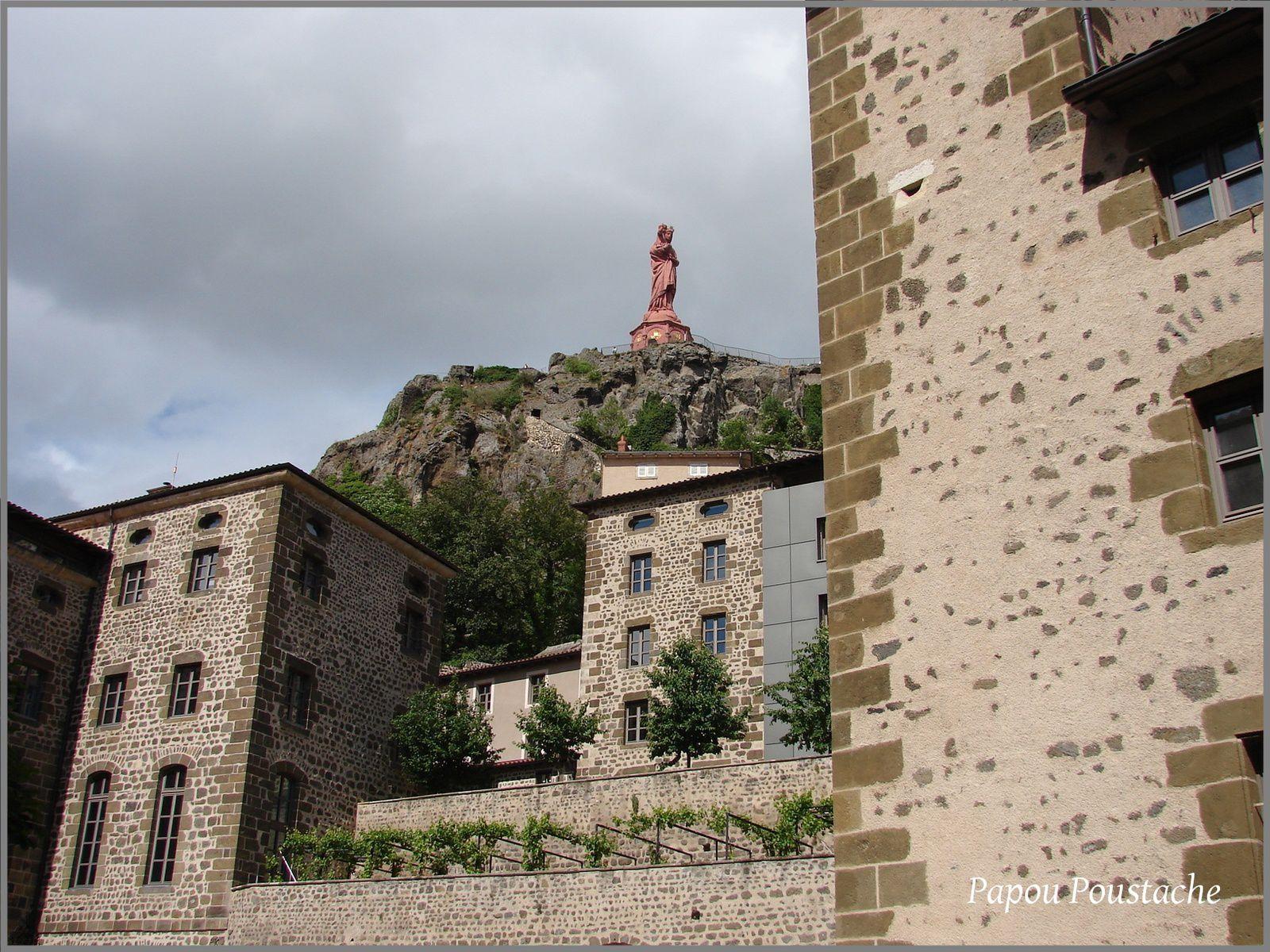 Hotel dieu au Puy en Velay