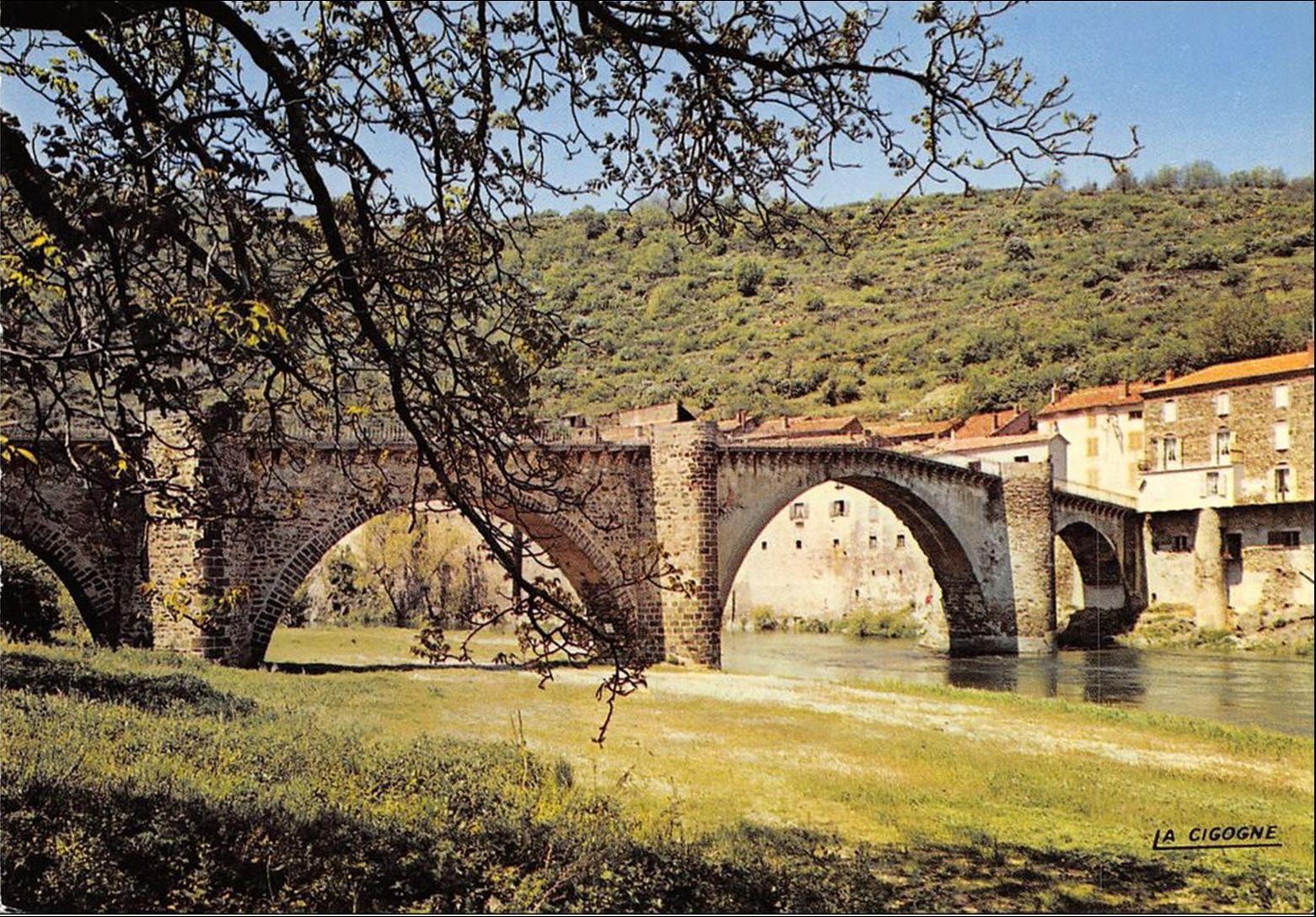 Pont de Lavoute Chilhac
