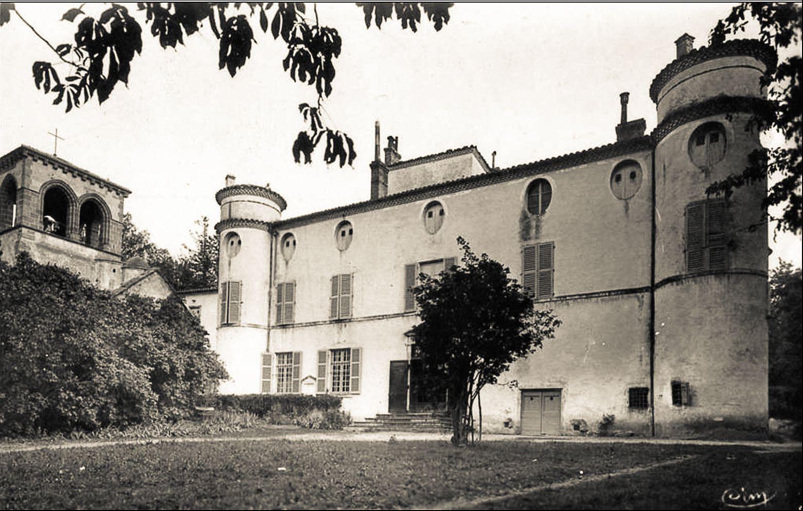 Château de Collanges