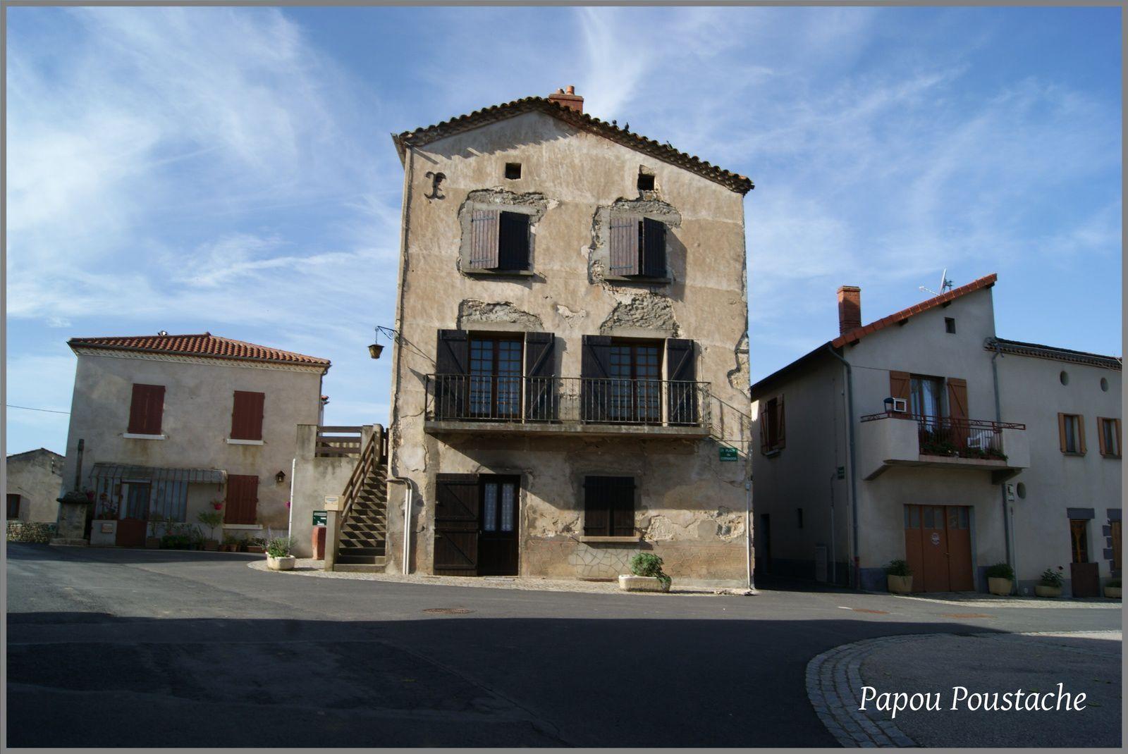 Les villages du Puy de Dome:Collanges