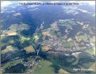 Chappes commune d'auzon