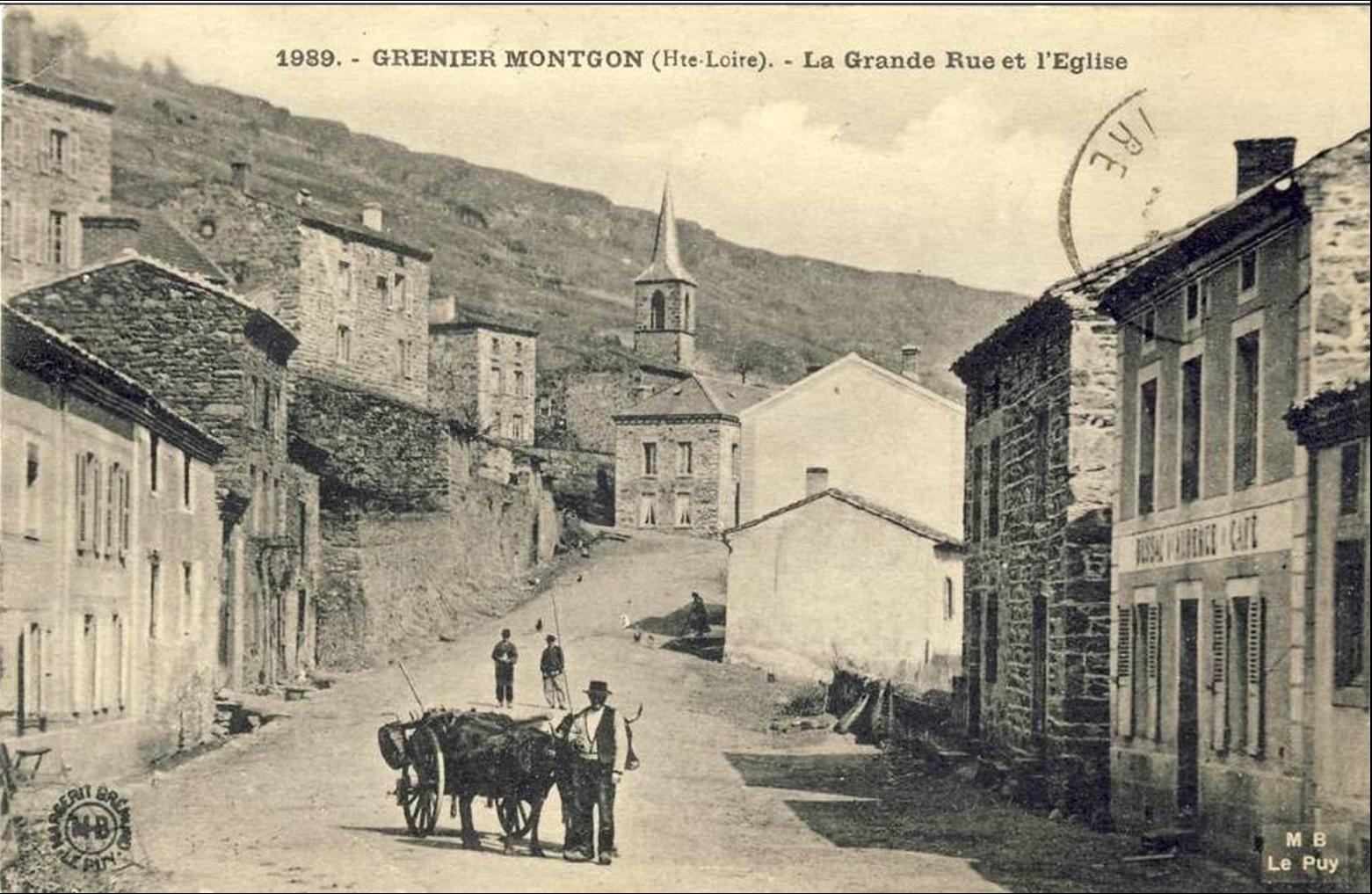 Route de Lanau