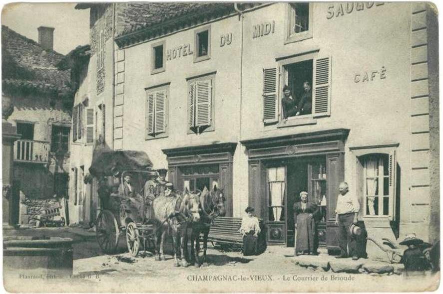 Champagnac le Vieux