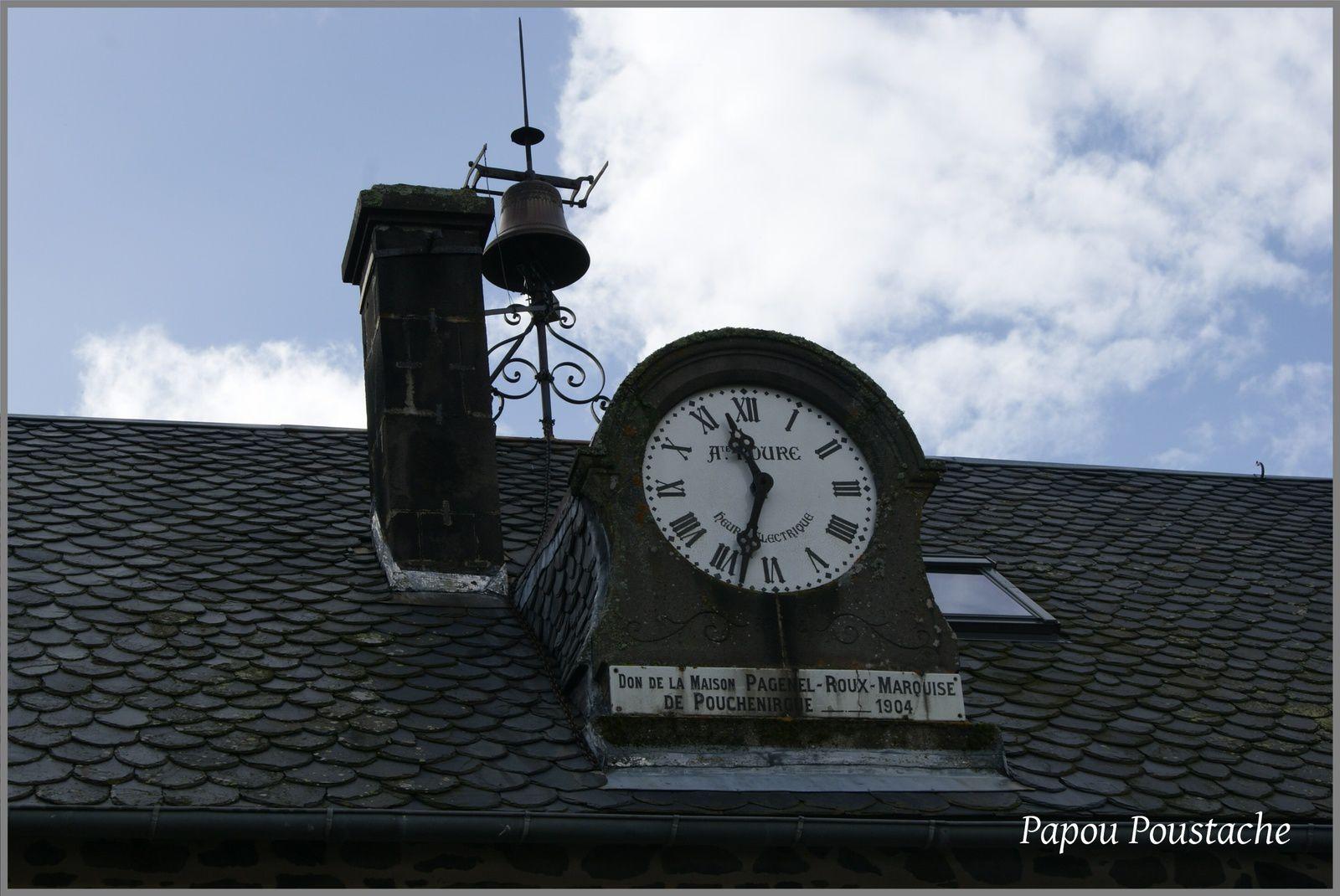 Les villages du  Puy de Dôme:Chassagne