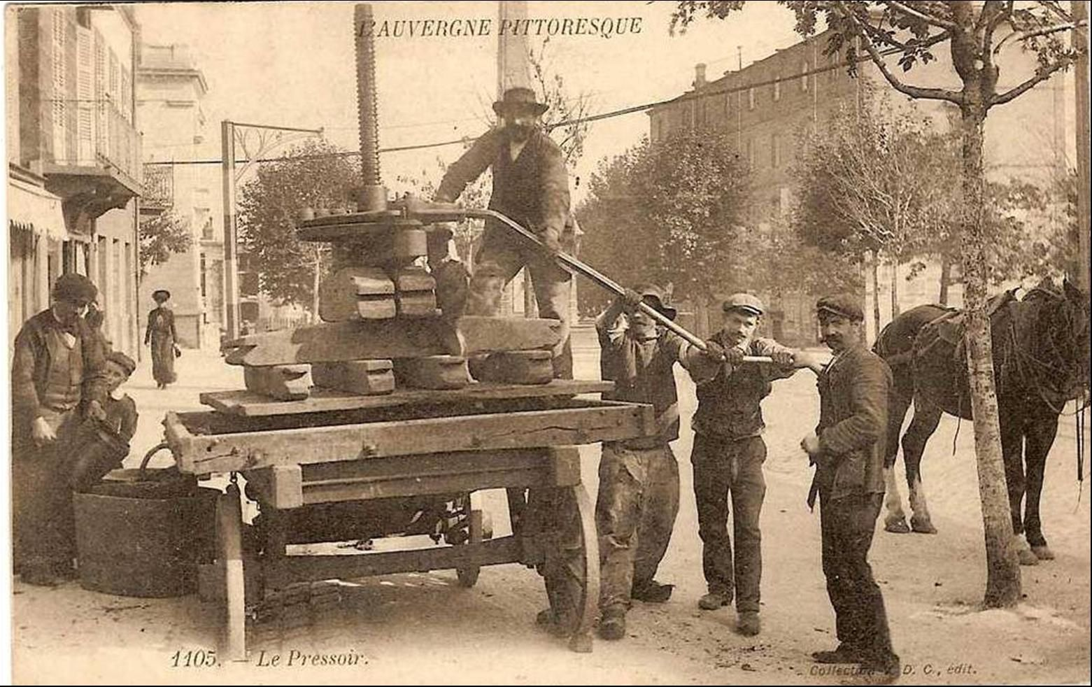 Il était une fois les vins  d'Auvergne